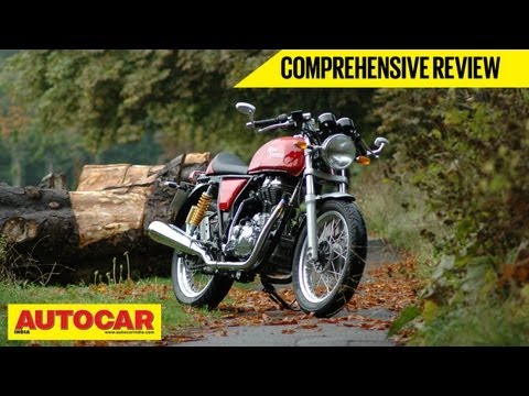 Royal Enfield Continental GT Test Review