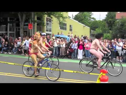 Fremont 2012 Solstice Parade Seattle WA