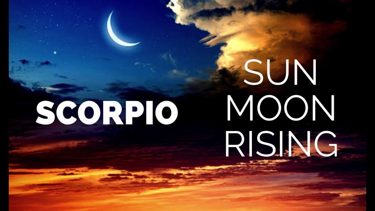 Scorpio Sun | Scorpio Moon | Scorpio Rising (Ascendant) | Hannah's Elsewhere