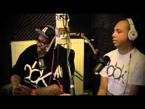 DJ BAD SAM & WLAD MC - Interview et show radio (R.B.S Strasbourg)