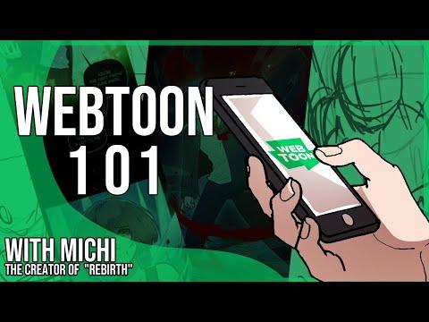 (69 Michi) WEBTOON Techniques 101 [By an Original Creator] [Eng]