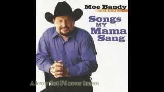 Moe Bandy - Someone That I Can Forget (with lyrics) Feb / 1977
