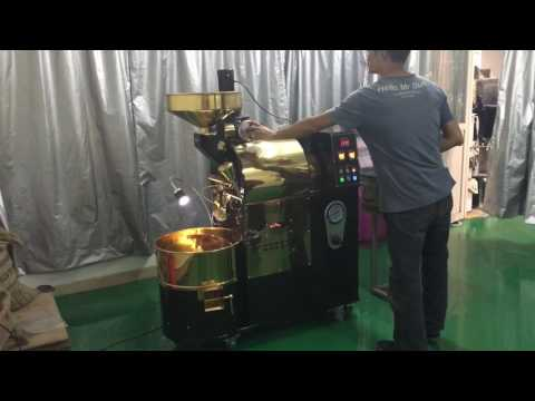 3kg Commercial Coffee Roaster For Sale