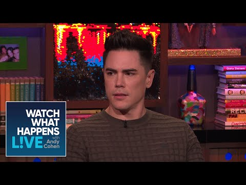 Tom Sandoval On Supporting Girlfriend Ariana Madix | WWHL