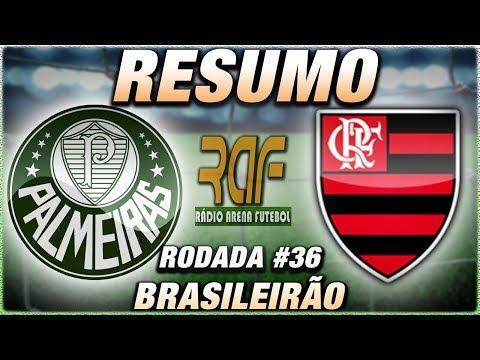 Palmeiras x Flamengo Ao Vivo l Campeonato Brasileiro