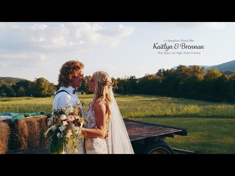 Boho Wedding With Emotional & Personalized Vows | Kaitlyn & Brennan