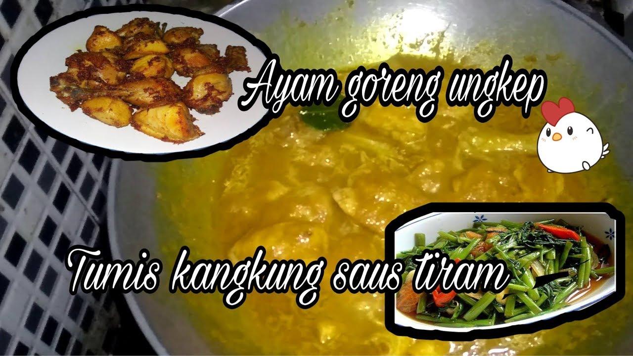 Terkini Ayam Goreng Cabe Bawang Pr Recookmantenelise Kangkung Saos Tiram Gak Pake Ribet