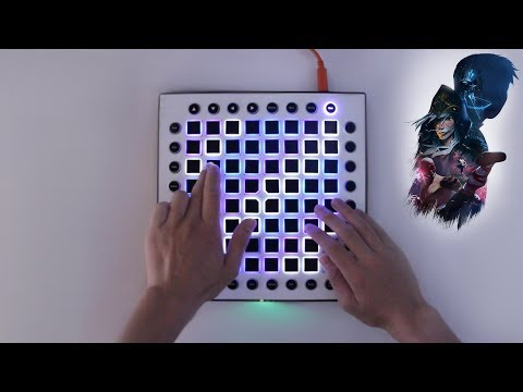 Legends Never Die [Alan Walker Remix] | Launchpad Cover