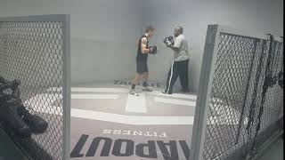One on One Boxing coaching