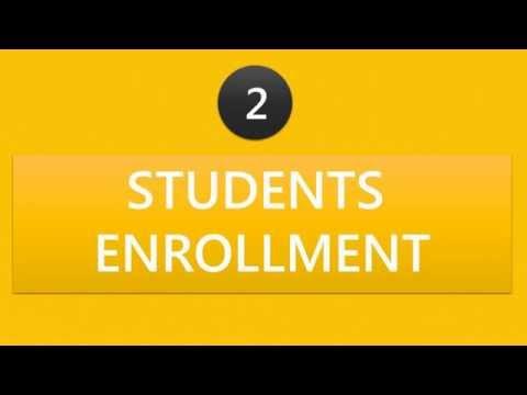 03 Students Enrollment