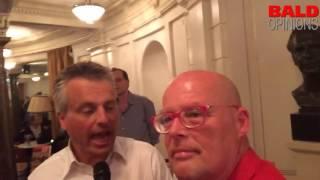@jorisluyendijk na debat met Wiebe de Draaier vz Rabobank. H
