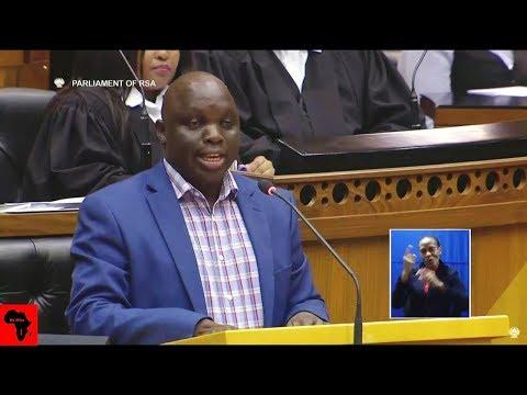 AGANG Stirs Up Parliament - ESKOM CRISIS Debate