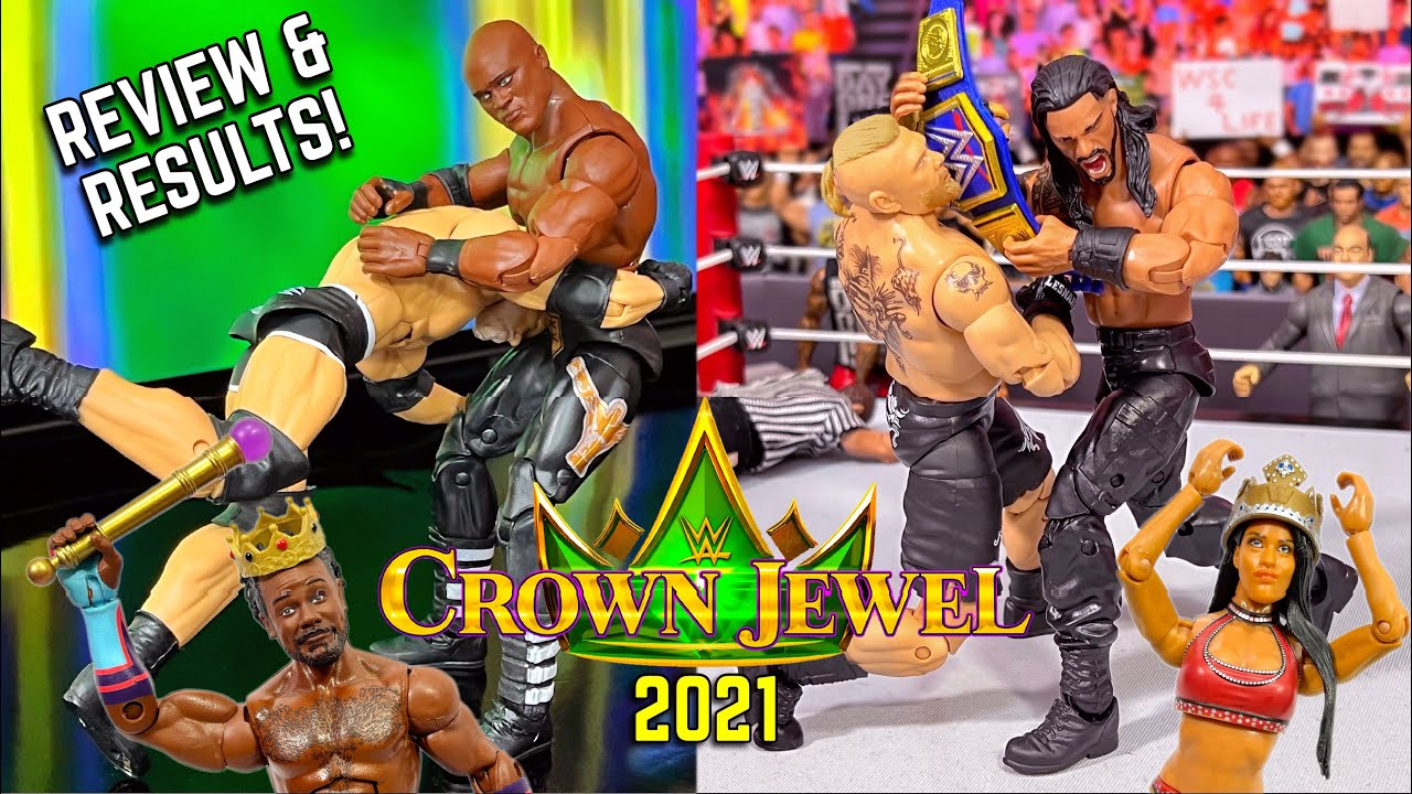 Download WWE CROWN JEWEL 2021 REVIEW & RESULTS! BETTER THAN WRESTLEMANIA!