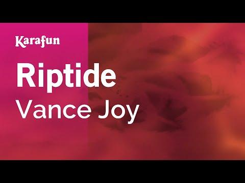 Karaoke Riptide - Vance Joy *
