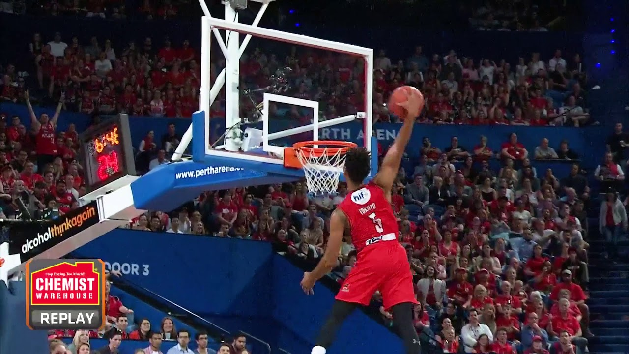 Basketball Hoop Perth Perth Wildcats Top 10 Plays 2017 2018