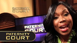"Judge Lauren Lake Talks Reading The Results On ""Paternity Court."""