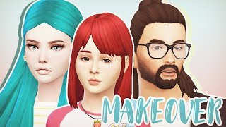 "The Sims 4 : [MAKEOVER] ДИНАСТИЯ ""NOT SO BERRY"""
