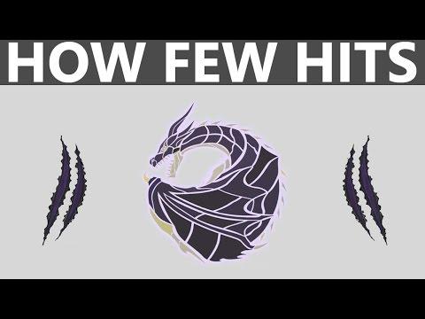 【MH4U】How Few Hits can G Rank Fatalis take?