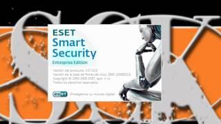 Descargar e instalar antivirus Eset Esmart Security 3