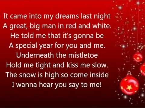 Glee - Extraordinary Merry Christmas - Lyrics
