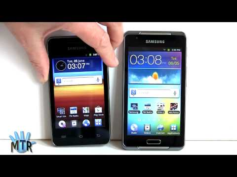 Samsung Galaxy Play 4.2 and Galaxy Player 3.6 Review