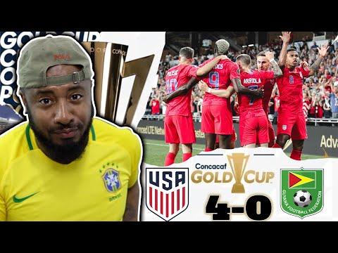 USA 4-0 Guyana   Still Not Impressed   Panama 2-0 Trinidad   2019 Gold Cup
