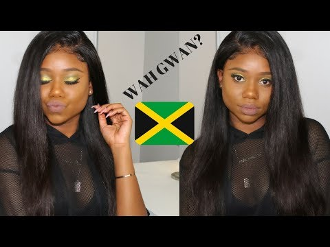 GRWM: IN MY NATIVE DIALECT JAMAICAN PATOIS | Watch me transform Into Bad Gyal Chev thumbnail