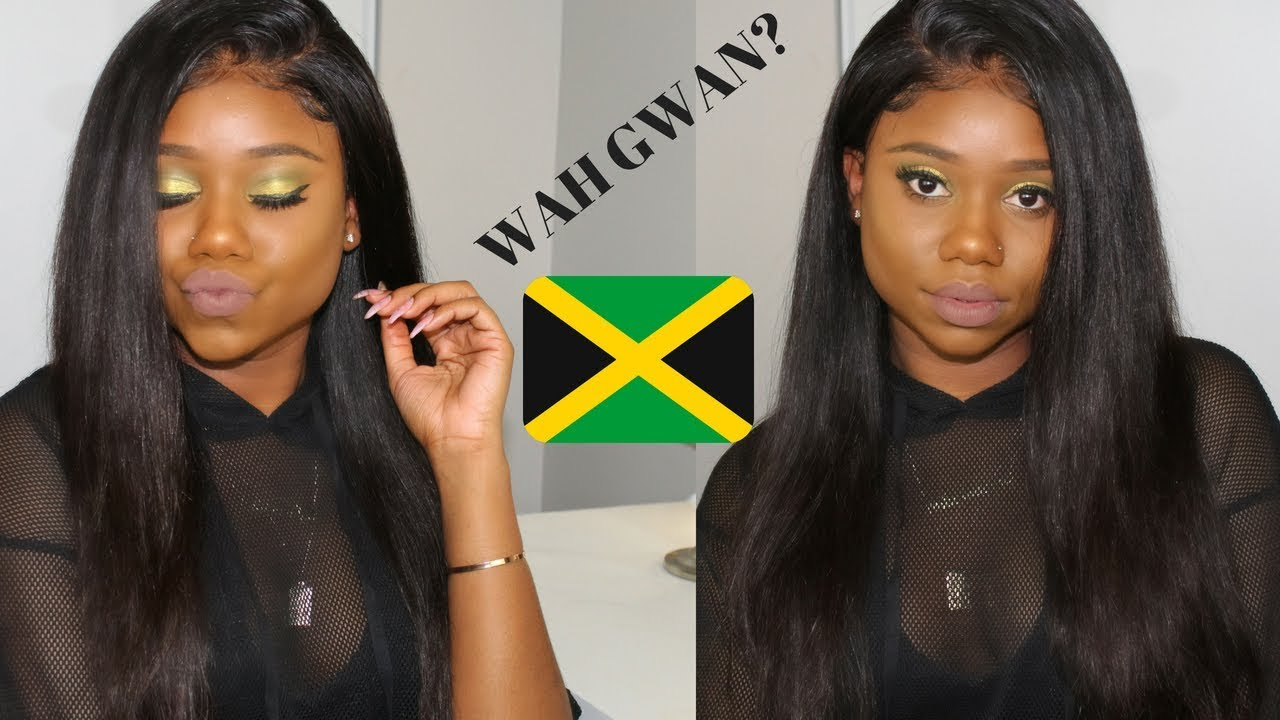 Grwm In My Native Dialect Jamaican Patois Watch Me Transform Into