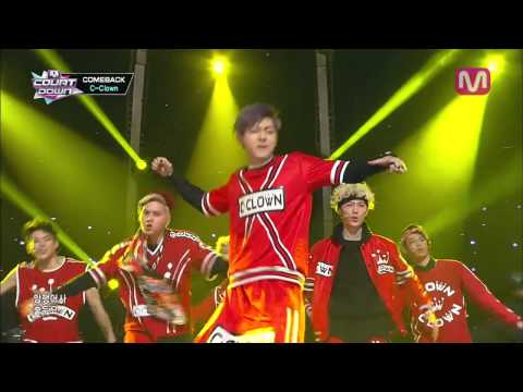 씨클라운_암행어사 (Justice  by C-CLOWN of M COUNTDOWN 2014.2.13)