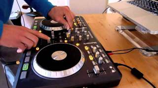 Numark Mixtrack Pro Progressive House Mix 3