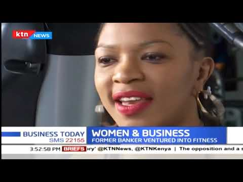 Evelyn Owala is in the 'body business' | Women in Business