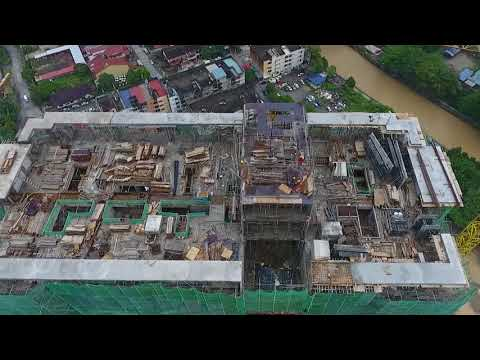 Construction Site Surveying using Drone Technology