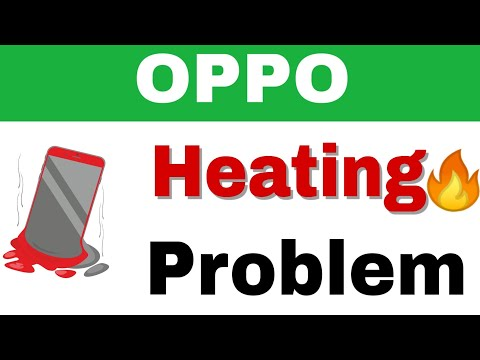 Oppo All Mobile    Over Heating Problem Solve