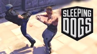 Sleeping Dogs: Definitive Edition l The Raid SWAT Skin Gameplay