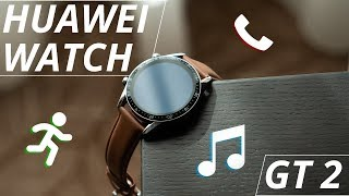 Huawei Watch GT 2 hands on: Huawei's BEST watch yet?