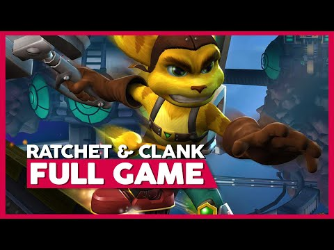 Ratchet and Clank 1 | Full Playthrough (PS3 | 1080p | 60FPS | No Commentary)