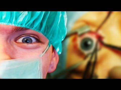 THE DOCTOR WILL SEE YOU NOW! | Ingrown Toenail and Laser Eye Surgery