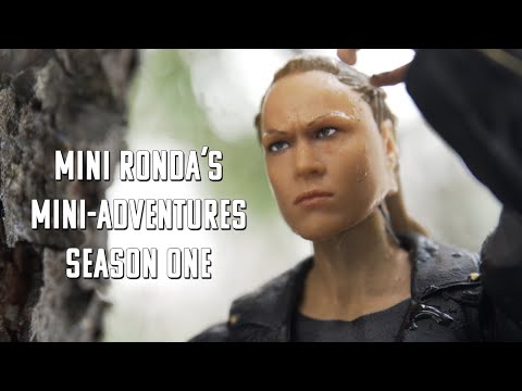 The Complete Adventures Of Mini Ronda - Season 1 #StayHome #WithMe