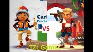 Subway Surfers VS Blades of Brim Part 1 Gameplay - TZL Games