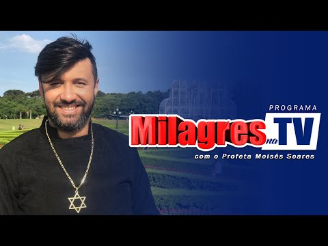Milagres na TV 130120 - Igreja Reino dos Céus Curitiba/PR