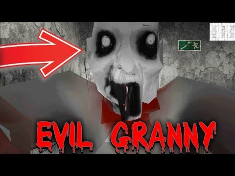 БАБКА ГРЭННИ МЕДСЕСТРА В БОЛЬНИЦЕ - Evil Granny: Nurse in Hospital