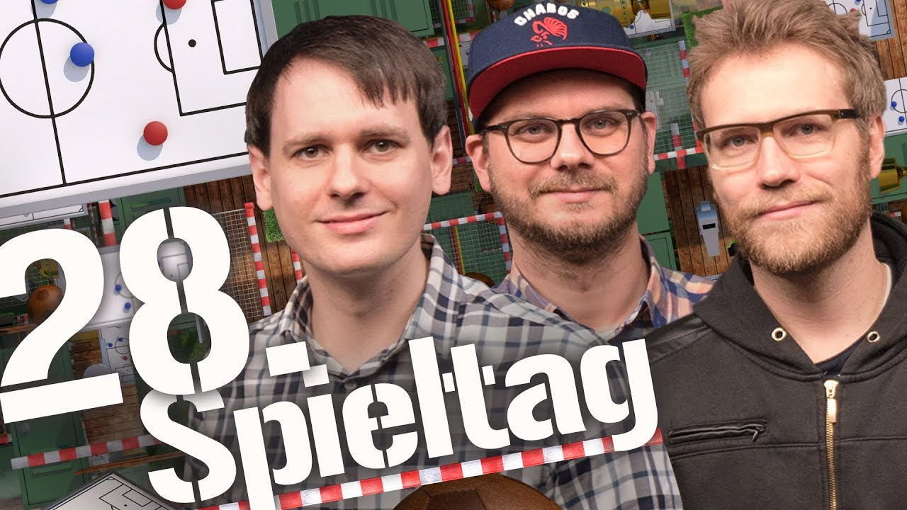 28 Spieltag Der Fußball Bundesliga In Der Analyse Saison 2017