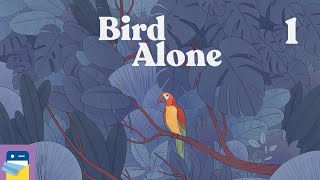 Bird Alone: iOS Gameplay Part 1 (by George Batchelor)