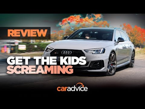 REVIEW: Audi RS4 Avant