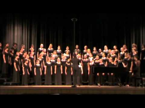 Clap Your Hands by Paul Carey - Performed by LNMS 7th & 8th Grade Treble Chorus