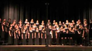 Clap Your Hands By Paul Carey Performed By LNMS 7th 8th Grade Treble Chorus