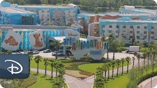 10 Things You May Not Know | Disney's Art of Animation Resort thumbnail