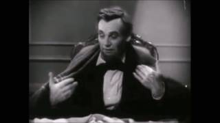 Video John Wilkes Booth assassinates Abraham Lincoln at Ford's Theatre, 1865 download MP3, 3GP, MP4, WEBM, AVI, FLV April 2018