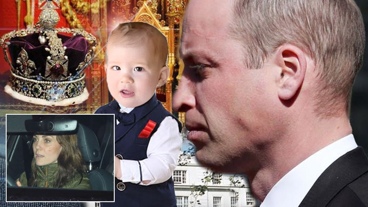 Download Royal crisis: Kate left Palace in tears after Queen announcement baby Archie became King VII