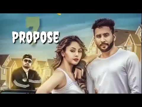 7 PROPOSE | Deep Jandu | Jindu Bhullar | New Punjabi Song 2017 | Latest Punjabi Song 2017